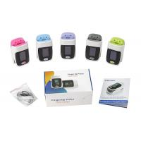 Buy cheap Portable Blood oxygen SPO2 Monitor Fingertip Pulse Oximeter For Babies And Adlut , Support OEM from wholesalers