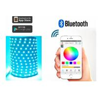 Buy cheap Smart RGB 300LED 5050 Bluetooth LED Strip App Controlled For IPhone Android from wholesalers