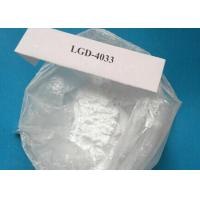 Quality Medical Raw Steroid Powders , LGD-4033 Ligandrol For Muscle Gaining wholesale