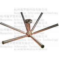 316L Stainless Steel Distributor of Filter Elements 0.05mm Filtering Slot Wedge Wire Screen Laterials