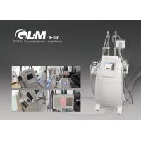 Buy cheap cryolipolysis beauty equipment machine for cellulite removal, weight loss from Wholesalers