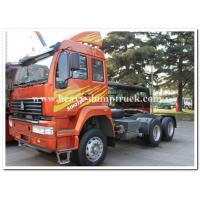 Buy cheap SINOTRUCK Golden Prince 4x2 286 HP tractor head / prime mover for pulling Low bed semi trailer from wholesalers