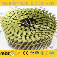 Buy cheap Vinyl Coated Wooden Pallet Wire Coil Nails from Professional Factory from wholesalers