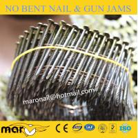 Buy cheap Best Material 15 Degree wire coil nails from Wholesalers