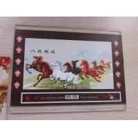 Buy cheap YD-6090 double head glass tray inkjet print epson printer,glass printer machine from Wholesalers