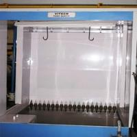 Buy cheap water painting booth from Wholesalers
