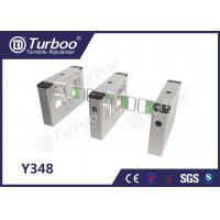 Buy cheap Swing Barrier Gate / Access Control Turnstile Gate High Brightness Indicator from wholesalers