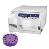 Buy cheap Laboratory Variable Speed Centrifuge TCT4 1- 99 Minutes Adjustable Time Range from Wholesalers