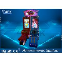 Buy cheap Attractive Cartoon Design Racing Game Machine With Metal firm structure from Wholesalers