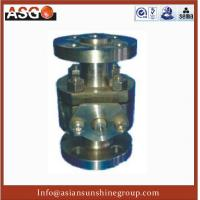 Buy cheap Manul Flange Ansi 300# Duplex Stainless Steel F55 Soft Seal Ball Valve from Wholesalers