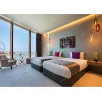 Buy cheap Modern 5 Star Hotel Project Bedroom Apartment Furniture with Veneer from wholesalers