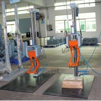 Buy cheap ASTM D5276 Standard Packaging Drop Test Machine With Drop Height 2 Meter from wholesalers