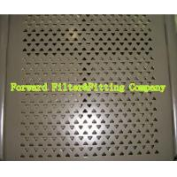 Buy cheap Stainless Steel 304 Perforated Metal Sheet / Perforated Metal Ceiling Panels from Wholesalers