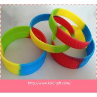 Countries  Wristbands Sports Silicone Bracelets , Fitness Personalized Silicone Bracelet