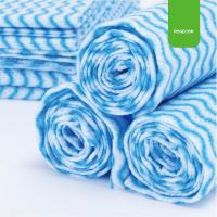 Buy cheap Soft No Smell Disposable Cleaning Cloth Highly Water Absorbent from Wholesalers