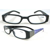Buy cheap Black, PC Anti-Scratch Coating Reading Glasses Meet With CE / ANSI Standards from Wholesalers