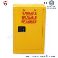 Buy cheap Heavy Duty Lockable Storage Cabinet With Distinct Safety Signs And Bullet Latches from Wholesalers