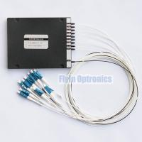 Buy cheap 8+1CH Coarse Wavelength Division Multiplexer (CWDM Mux/Demux) Module from wholesalers