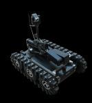 Buy cheap Explosive Ordnance Disposal Equipment Eod Robot Aircraft Grade Aluminum Alloy Body from Wholesalers