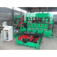 Buy cheap JQ25--40 PLC Control Perforated Metal Machine , Metal Punching Machine For Window from Wholesalers