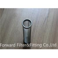 Quality Silk deep processing plant support custom stainless steel filter tube / burner filter cartridge / exhaust filter wholesale