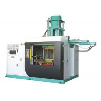 Buy cheap OEM Vertical 300 Ton Rubber Stopper Injection Machine Large Production from wholesalers