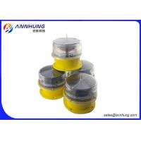 Quality Flash Mode Solar Airport Lighting For Final Approach / Take - Off Area wholesale