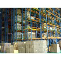 Buy cheap Factory VNA Pallet Racking System Very Narrow Aisle Forklift from Wholesalers