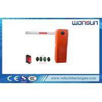Buy cheap Electric Automatic Security Barriers Parking Lot Control System from Wholesalers