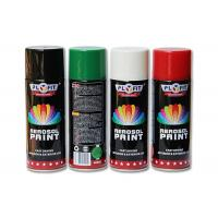 Buy cheap Multi Purpose Acrylic Aerosol Paint , High Luster Metallic / Vinyl Spray Paint from wholesalers