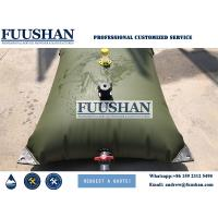 Buy cheap Fuushan Customized Size Collapsible PVC Flexible Water Storage Tanks from wholesalers