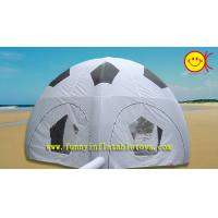 Multi-function Semi-Circle Inflatable Tent Dome With PVC Tarpaulin
