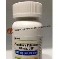 Quality Pencillin V Medical Tablets USP 500mg A disease caused by penicillin sensitive bacteria wholesale
