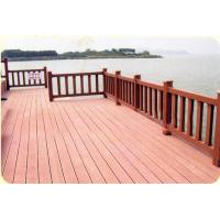 Buy cheap Environmental WPC Composite Floorings Boards Like Redwood Material from Wholesalers
