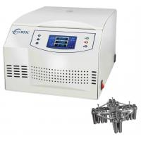 Buy cheap BT5C Low Speed Centrifuge 8X100ML Capacity / Benchtop Multi Pipe Centrifuge from Wholesalers