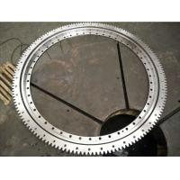 Buy cheap External gear 50Mn slewing bearing of 281.30.1400.013 Rothe Erde slewing ring in stock from wholesalers
