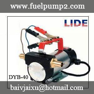 12V/24V Diesel Fuel Transfer Pump