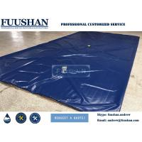 Quality Fuushan 1000L - 5000L Pillow/ Onion/ Inflatable Type Water Storage Tank Soft Portable Rainwater Harvesting wholesale