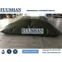 Quality Fuushan PVC/TPU Foldable & Movable Large Plastic Water Tank for Truck Bed wholesale