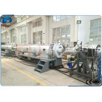 Buy cheap Drip Irrigation Pipe Making Machine , Large Diameter UPVC PVC Pipe Production Line from Wholesalers