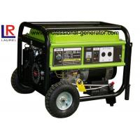 Buy cheap Single - phase Brushless 8.5kw Gasoline Generators with Self Excitation Constant Voltage from Wholesalers