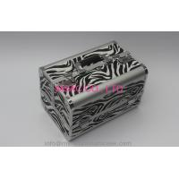 Quality Custom Aluminium Beauty Case / Makeup Vanity Box Multi - Purpose Wear Resistant for sale