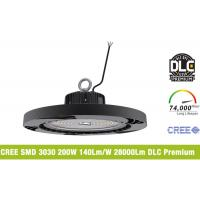 Buy cheap IP65 Cree High Bay Led Lighting Microwave Motion / Daylight Sensor 150W 200W from wholesalers