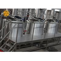 20HL Small Beer Brewery Equipment Stainless Steel Material Convenient Operate