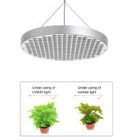 Quality 150 Watt Round UFO LED Grow Lights For Greenhouse , 50~60Hz Frequency wholesale