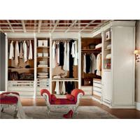 Buy cheap Fashion Design Walk In Closet Wardrobe With Clothes Cupboard Design Eco Friendly from Wholesalers