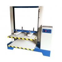 Buy cheap Computer Control 220V 550KG Precision Box Compression Test Equipment from wholesalers