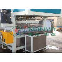 Buy cheap Recycling Paper Double Roller Egg Carton / Egg Tray Pulp Moulded Machine from Wholesalers