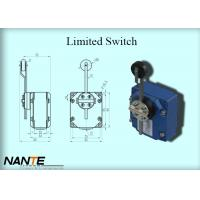 Quality 6mm Rotary Metal Rod Trigger Head Limited Switch Used For Complex Cranes And Lifting Hoists wholesale
