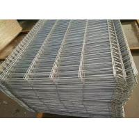 Buy cheap Hot - Dipped Galvanized Wire Mesh Fence with 4 mm Wire Diameter With 50mm × 100mm Hole Size from wholesalers